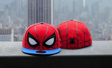 Spiderman Homecoming 59FIFTY cap
