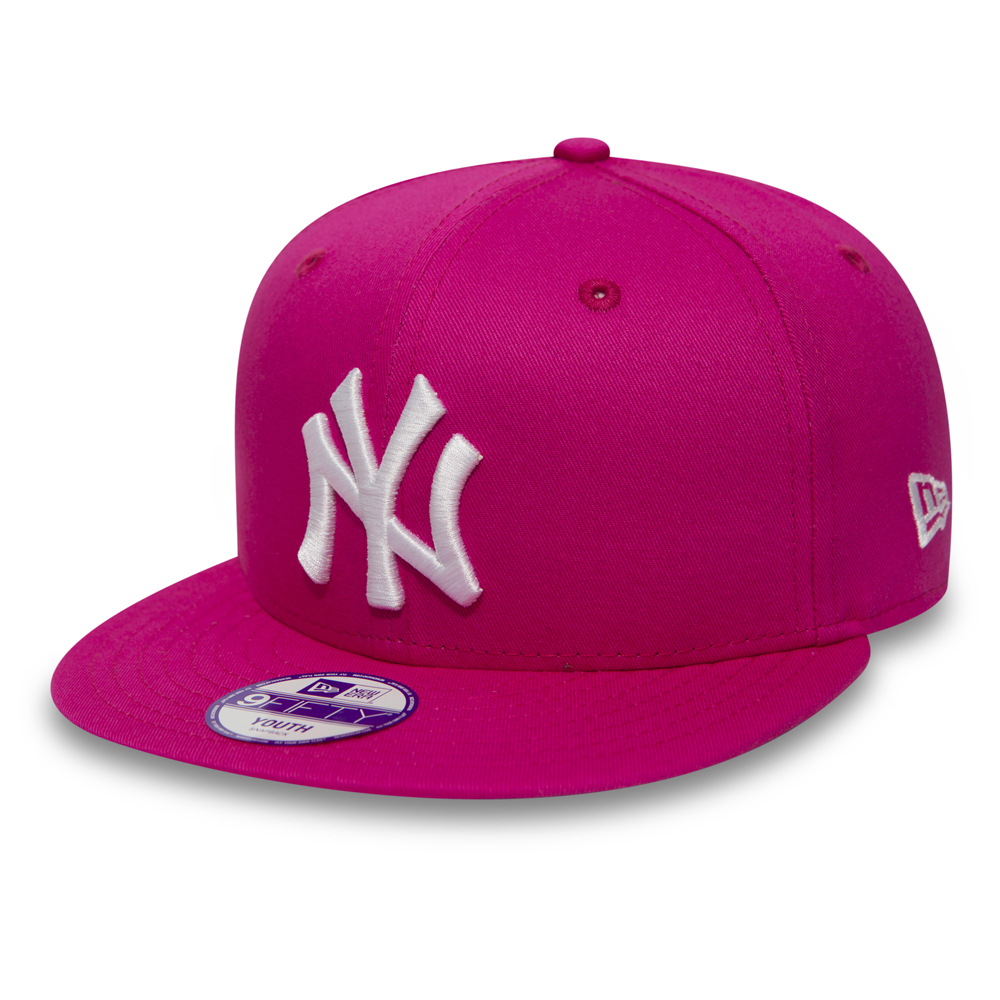 NY Yankees Essential Kids Pink 9FIFTY