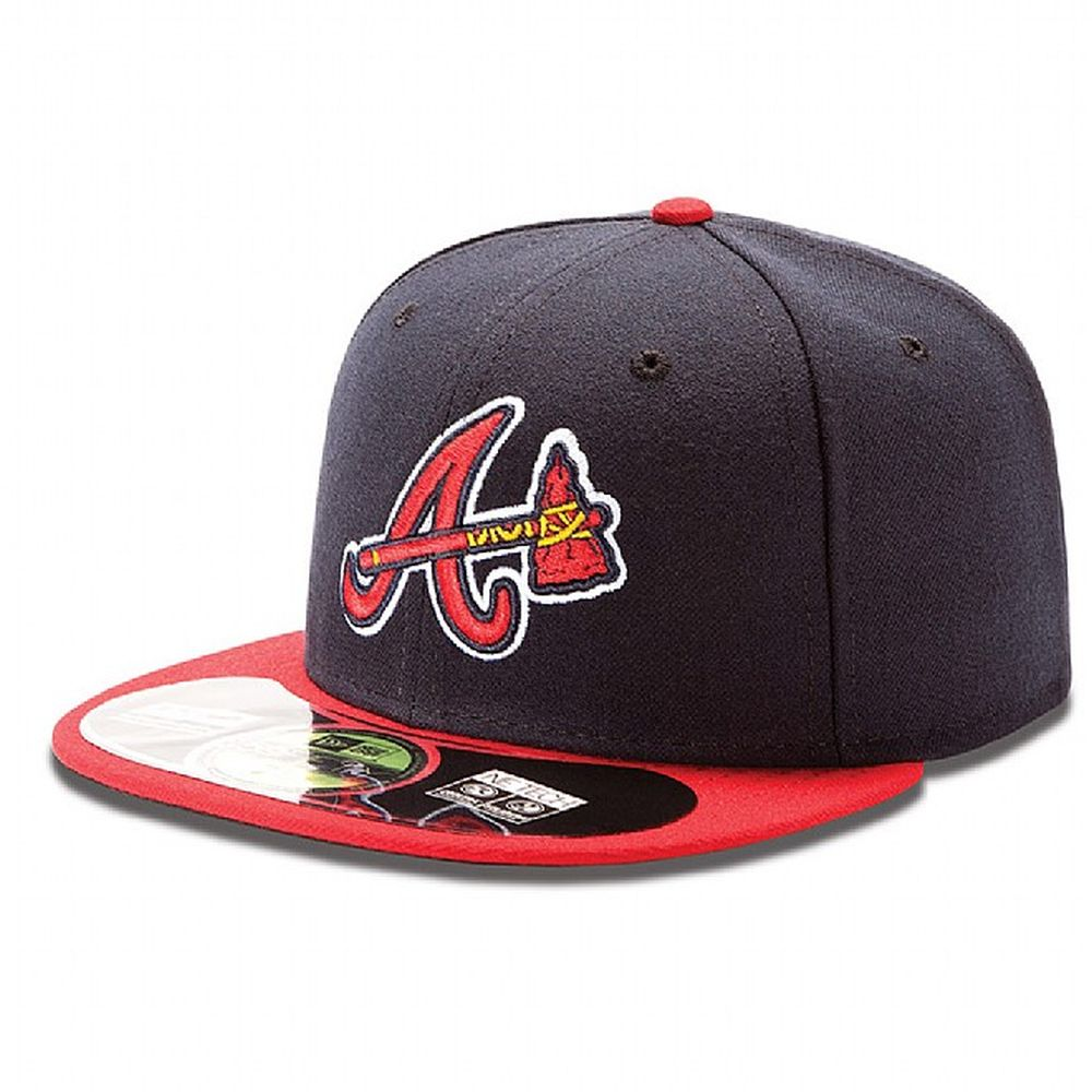 Atlanta Braves Authentic On-Field Alternate 59FIFTY  2f277266aea