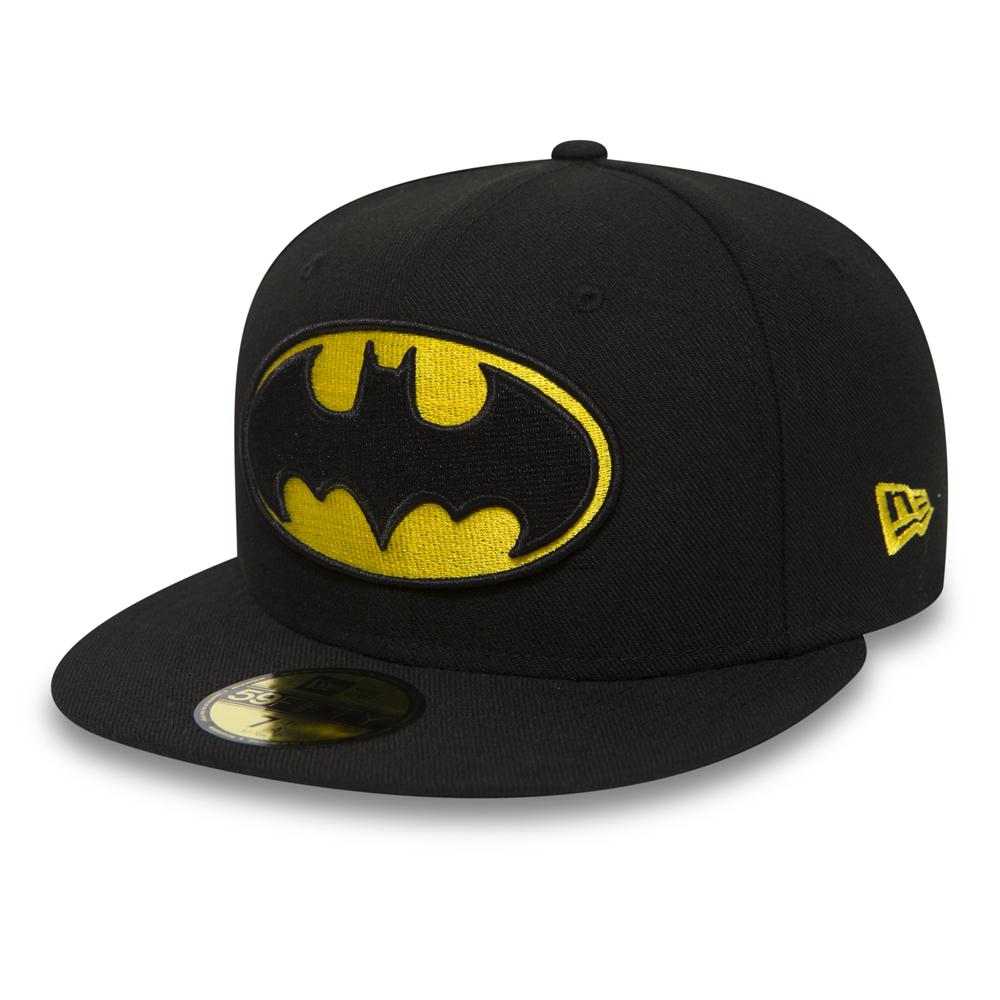 d2aba291d2e Batman Character Essential Black 59FIFTY