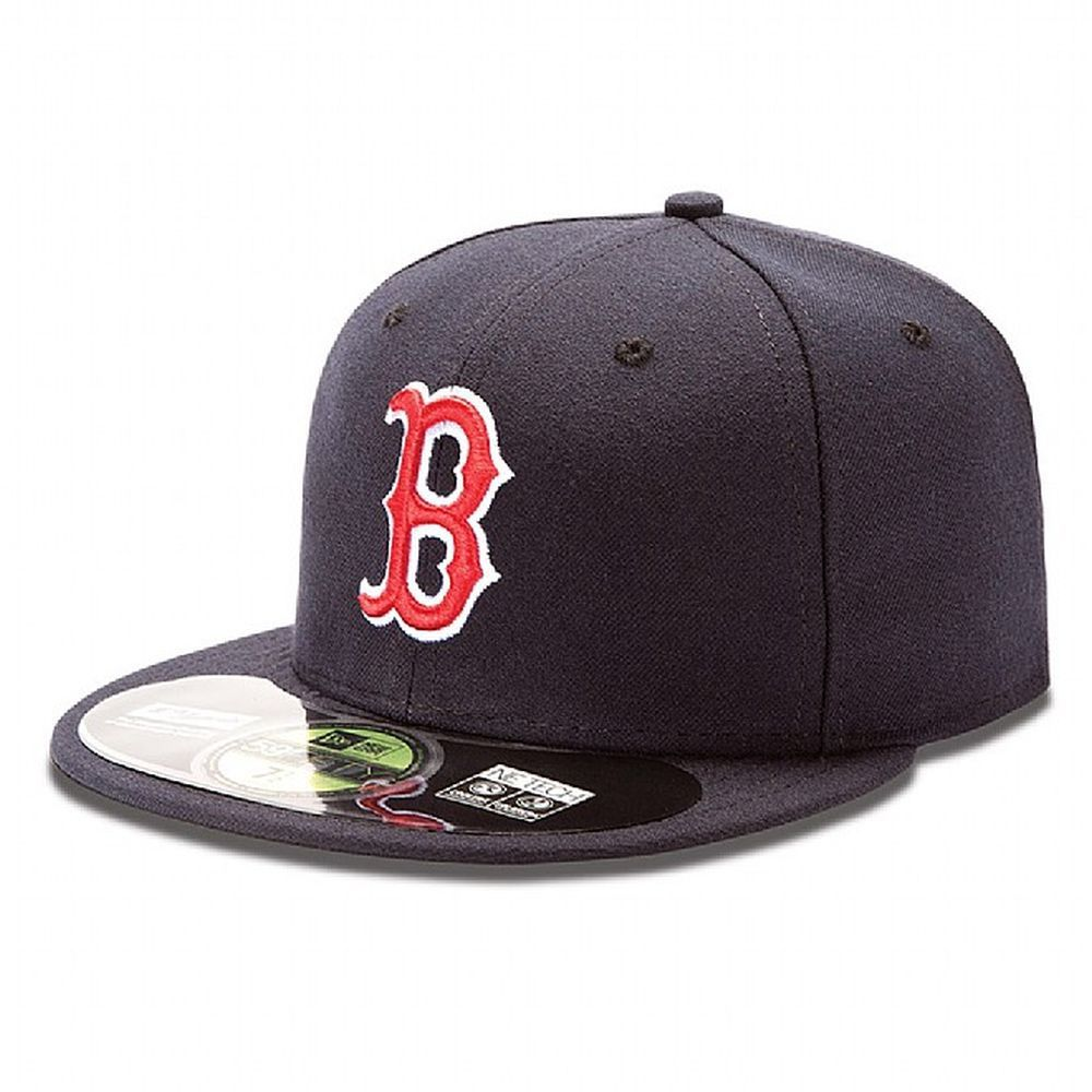 7dfbcdba4d0 Boston Red Authentic Sox On-Field Game 59FIFTY