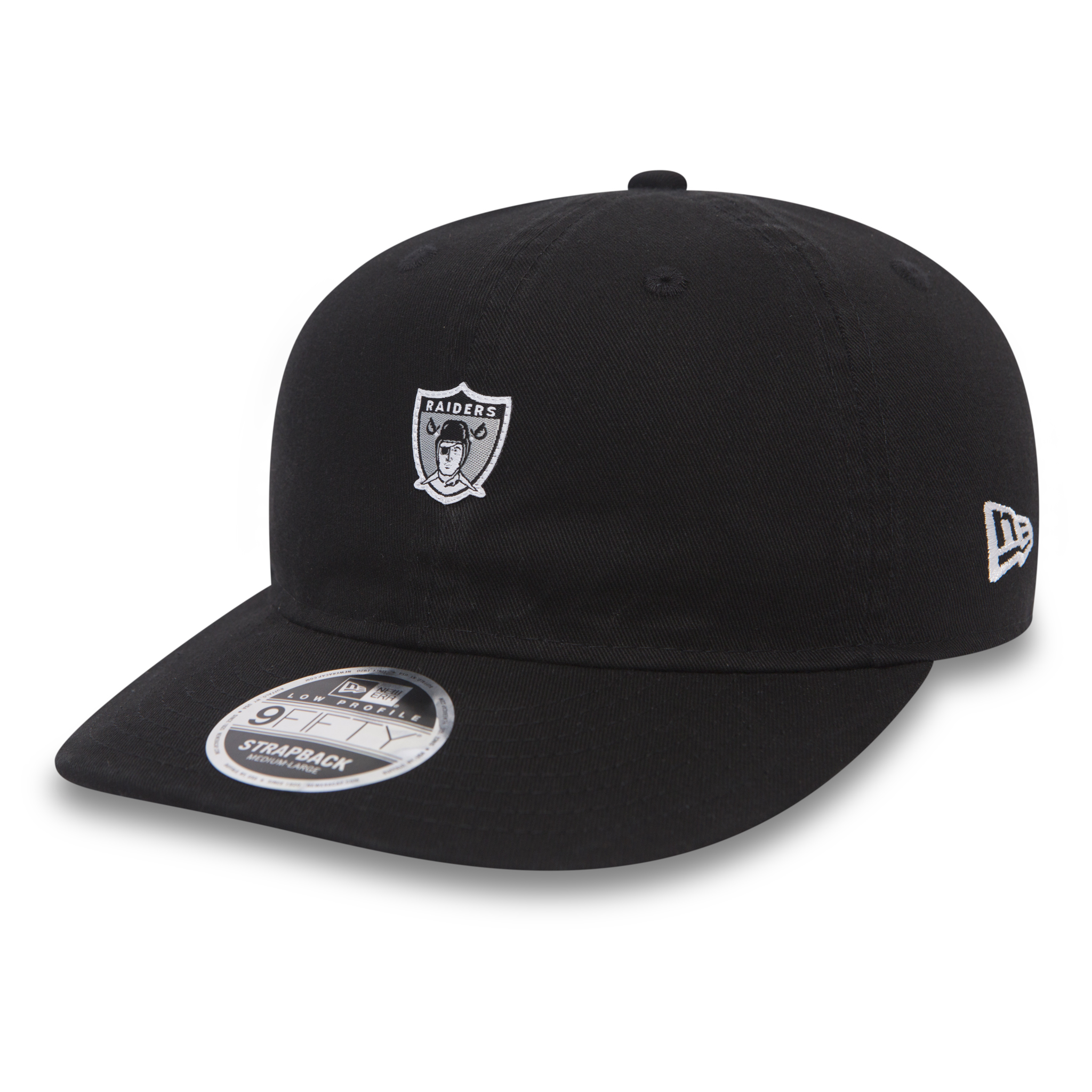 Oakland Raiders Unstructured 9FIFTY Strapback 3d61025397df