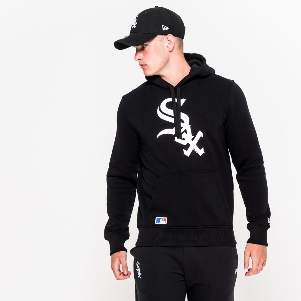 Chicago White Sox Team Black Pullover Hoodie  81ae30cf1cf