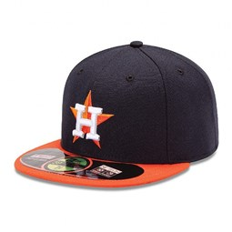 Houston Astros Authentic On-Field Road 59FIFTY