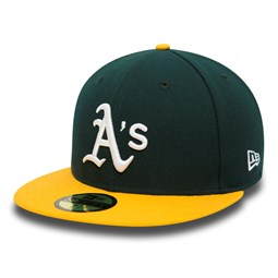 Oakland Athletics Home Team Structured 59FIFTY