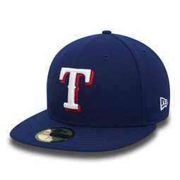 Texas Rangers Game Team Structured 59FIFTY