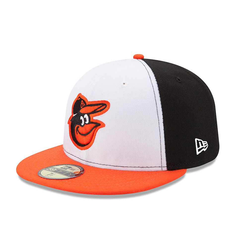 8003e1d2c90b6 Baltimore Orioles Authentic On-Field Home 59FIFTY