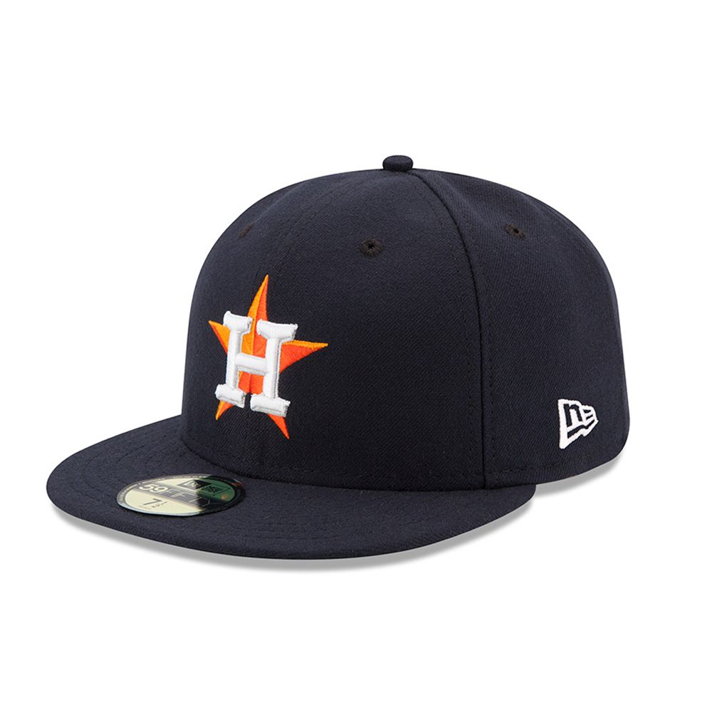 Houston Astros Authentic On-Field Home Navy 59FIFTY