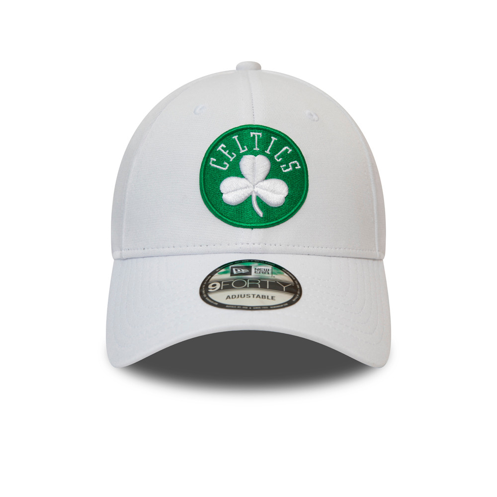 Shadow Boston Celtics New Era 39Thirty Stretch Cap