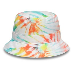 New Era Tie Dye Kids Multi Bucket