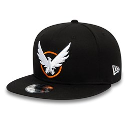 The Division 2 Black 9FIFTY Cap