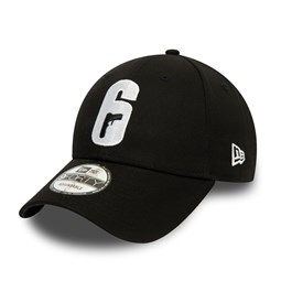 Rainbow Six Siege Black 9FORTY Cap