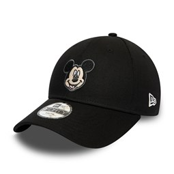 Mickey Mouse Character Kids Black 9FORTY Cap