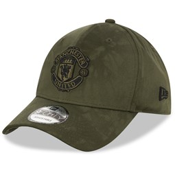 Manchester United Basic Green 9FORTY Cap