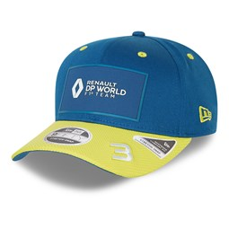 Renault Team Daniel Ricciardo 03 Yellow Stretch Snap 9FIFTY Cap