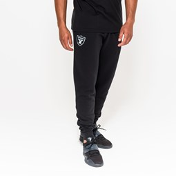 Oakland Raiders Team Black Track Pant