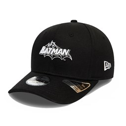 Batman Wordmark Kids Black 9FIFTY Cap