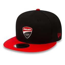 Ducati Corse Snap Arch 9FIFTY Black Snapback