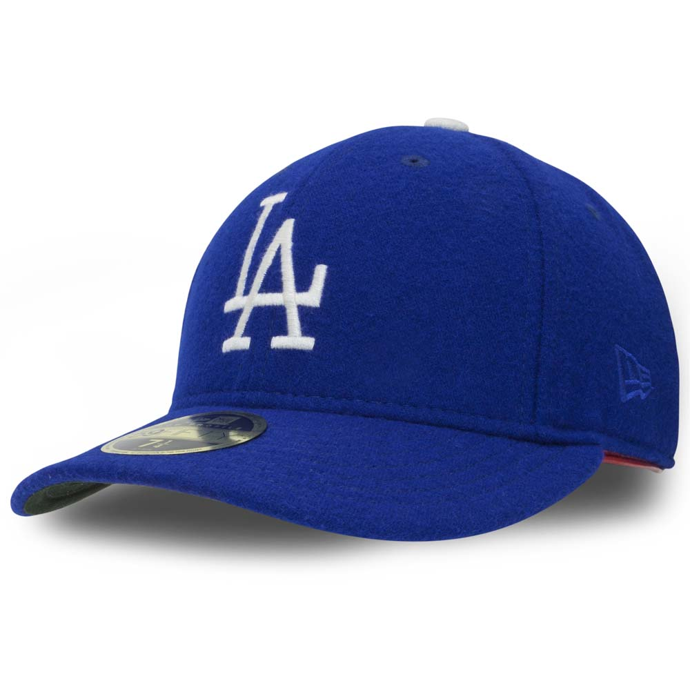 Los Angeles Dodgers Heritage Low Profile 59FIFTY  9053a37b5549
