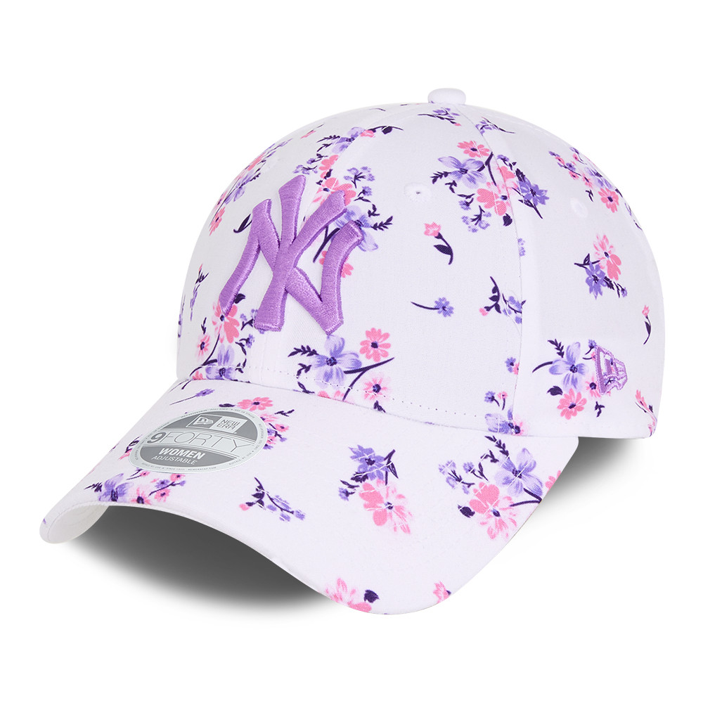 Brand New New Era New York Yankees Floral Women/'s Snapback Hat