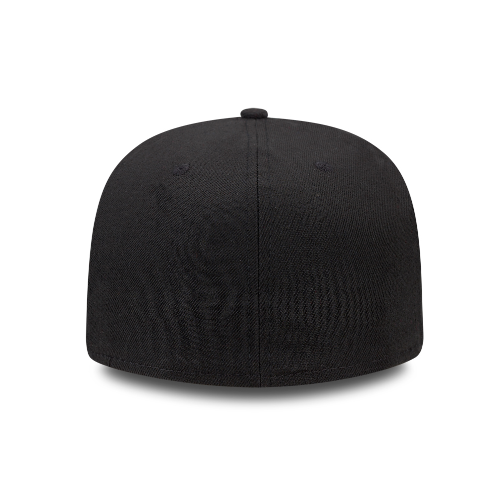 New Era Flag Black on Black 59FIFTY  701f8cdfd