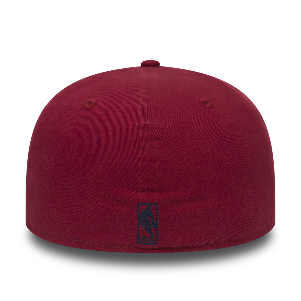 Cleveland Cavaliers Chain Stitch Wine 59FIFTY