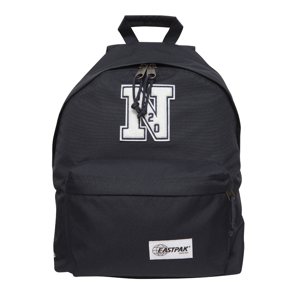 New Era X Eastpak Padded Pak'R Navy Backpack