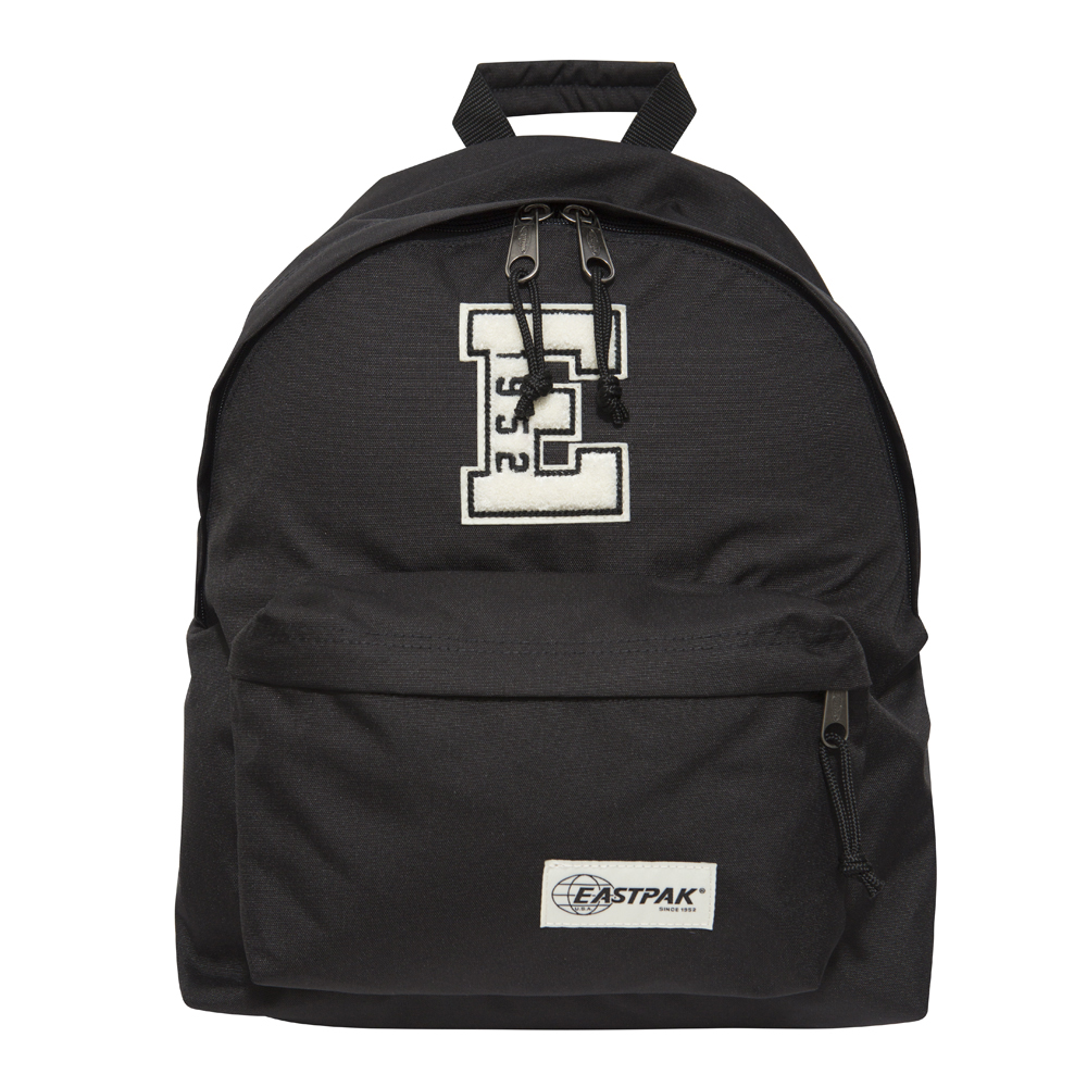 New Era X Eastpak Padded Pak'R Black Backpack