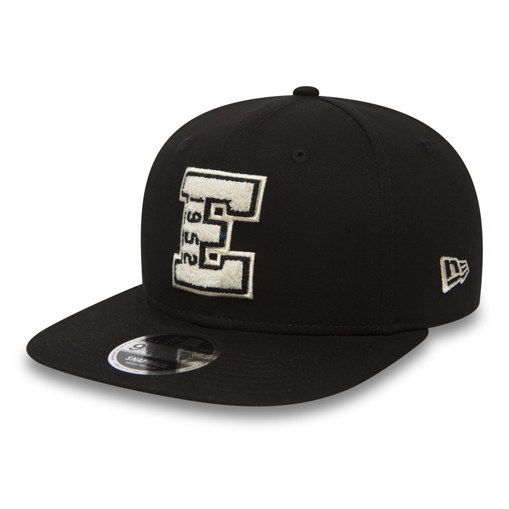 New Era X Eastpak Black Original Fit 9FIFTY Snapback