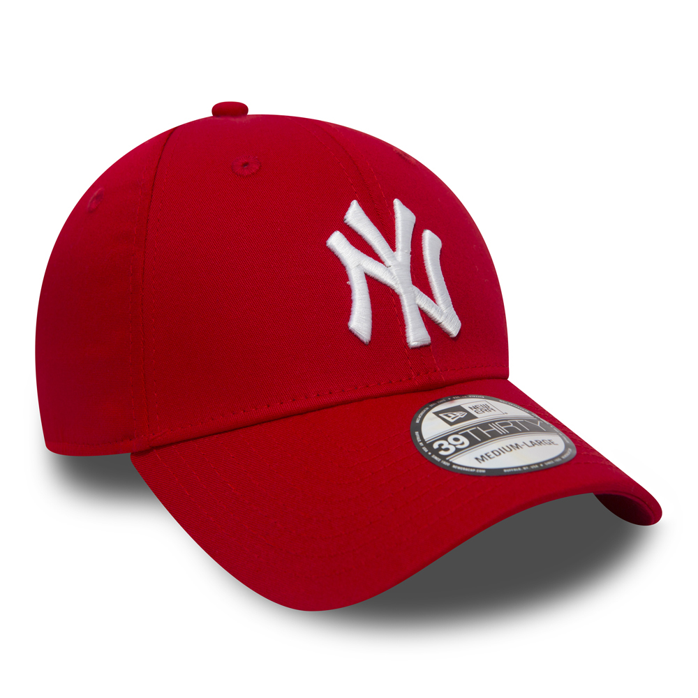 07009c5ff2a55 NY Yankees Essential Red 39THIRTY NY Yankees Essential Red 39THIRTY