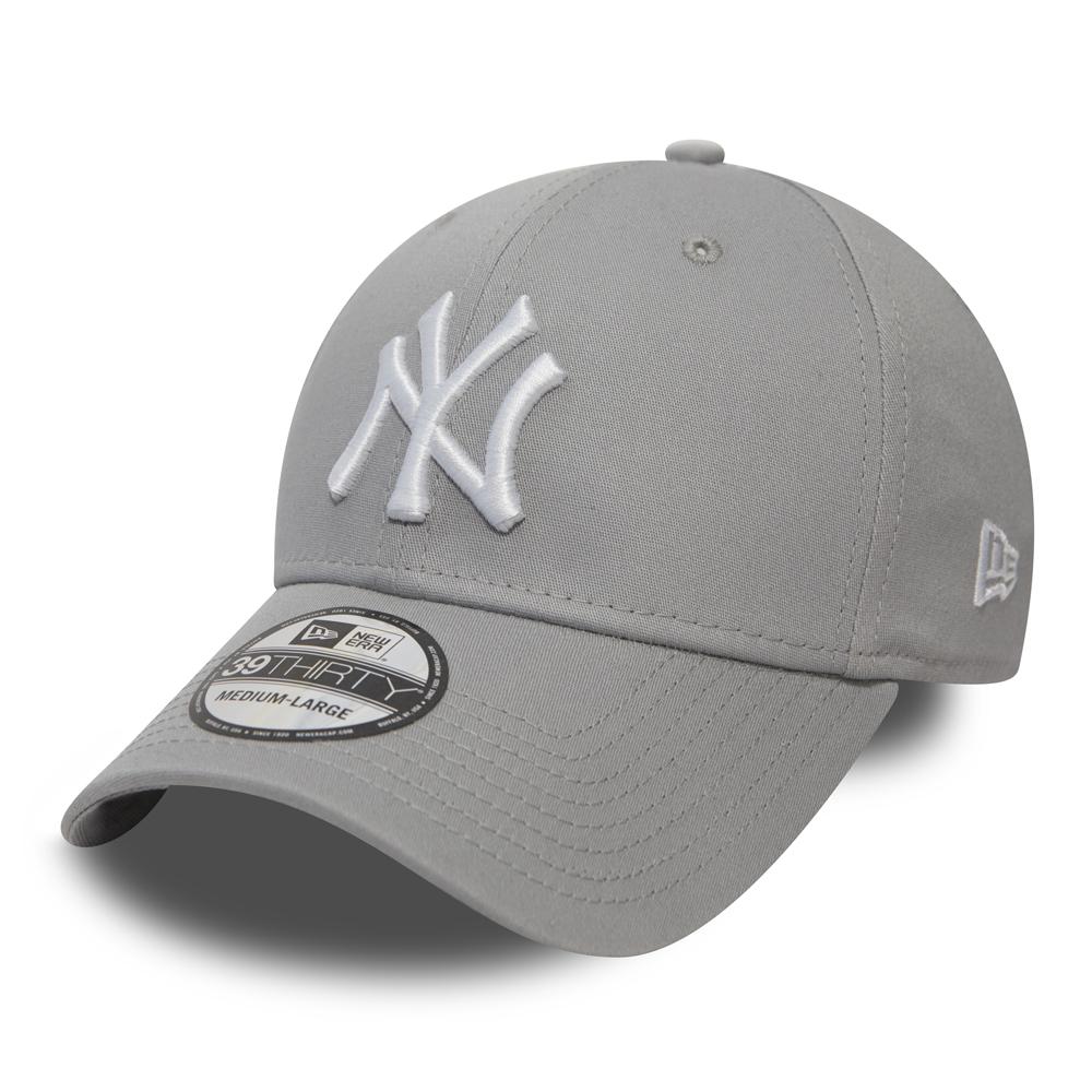 NY Yankees Essential Grey 39THIRTY  48288f64a3b