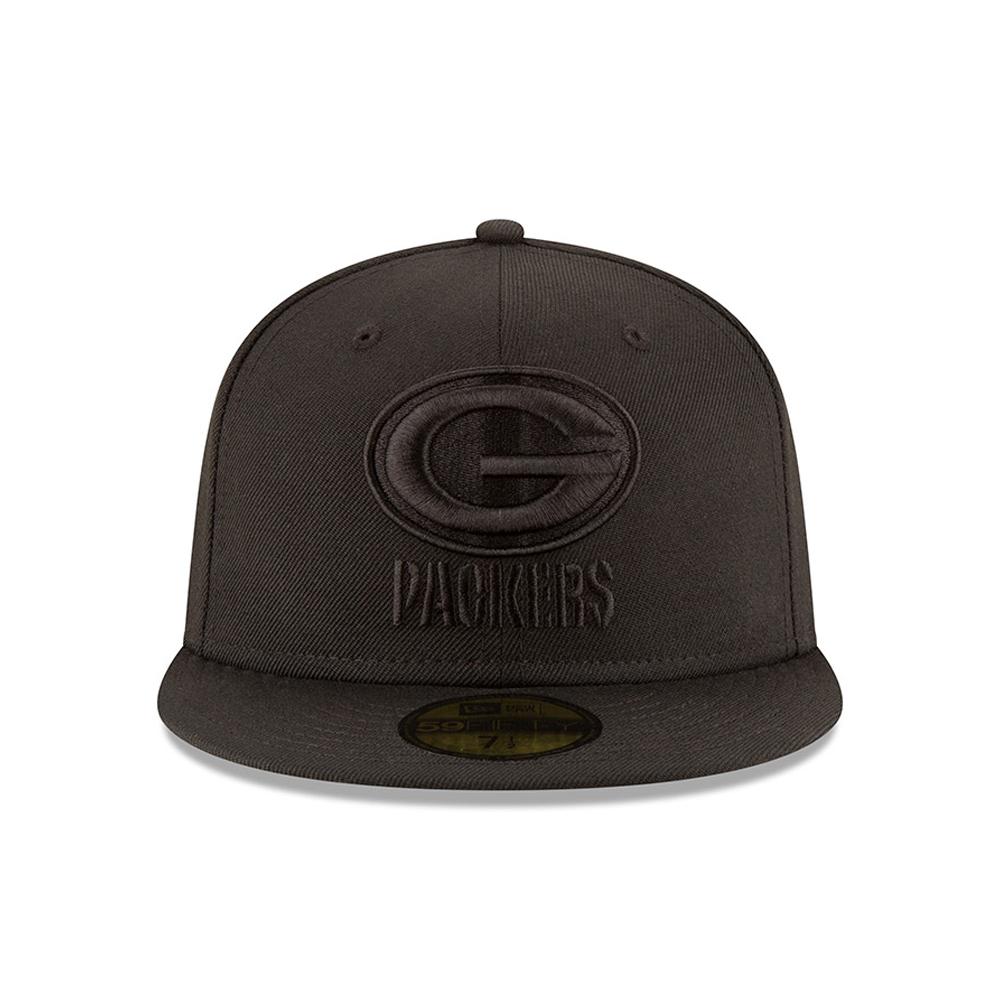 New Era 59Fifty Fitted Cap - NFL Shield Logo Schwarz Einzigartige ...