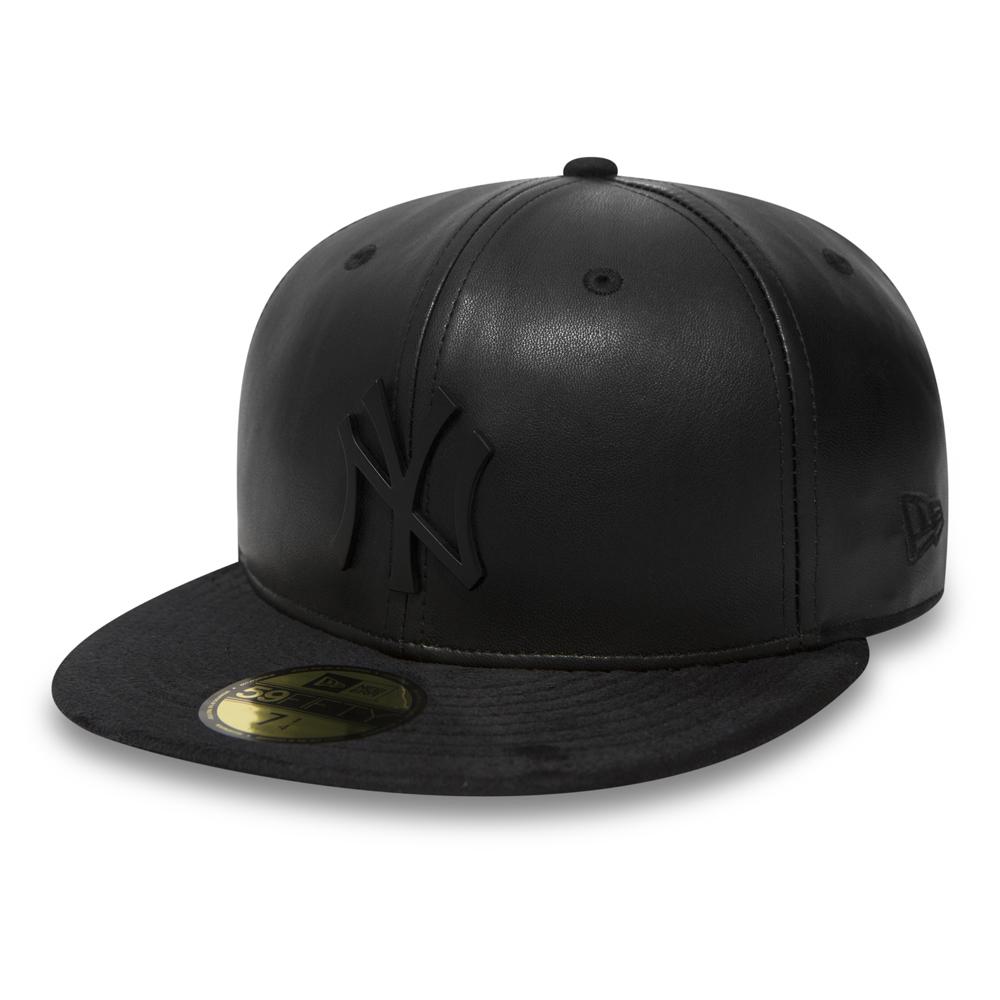 957edc0c26b New York Yankees Metal Badge Black 59FIFTY