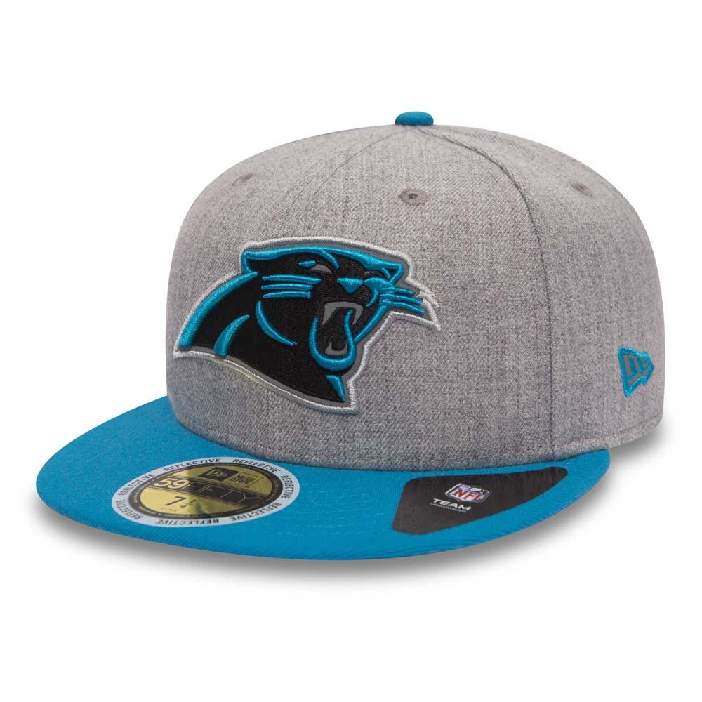 Carolina Panthers Essential Grey 59FIFTY  e913f2975