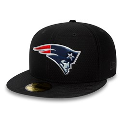 New England Patriots Black Collection 59FIFTY