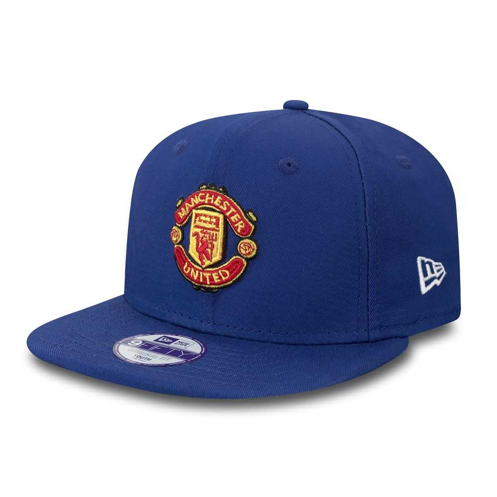 Manchester United Essential Kids 9FIFTY Snapback Manchester United  Essential Kids 9FIFTY Snapback 51920412cc4