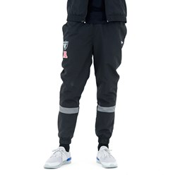 Oakland Raiders Field of Rivals Black Track Pant