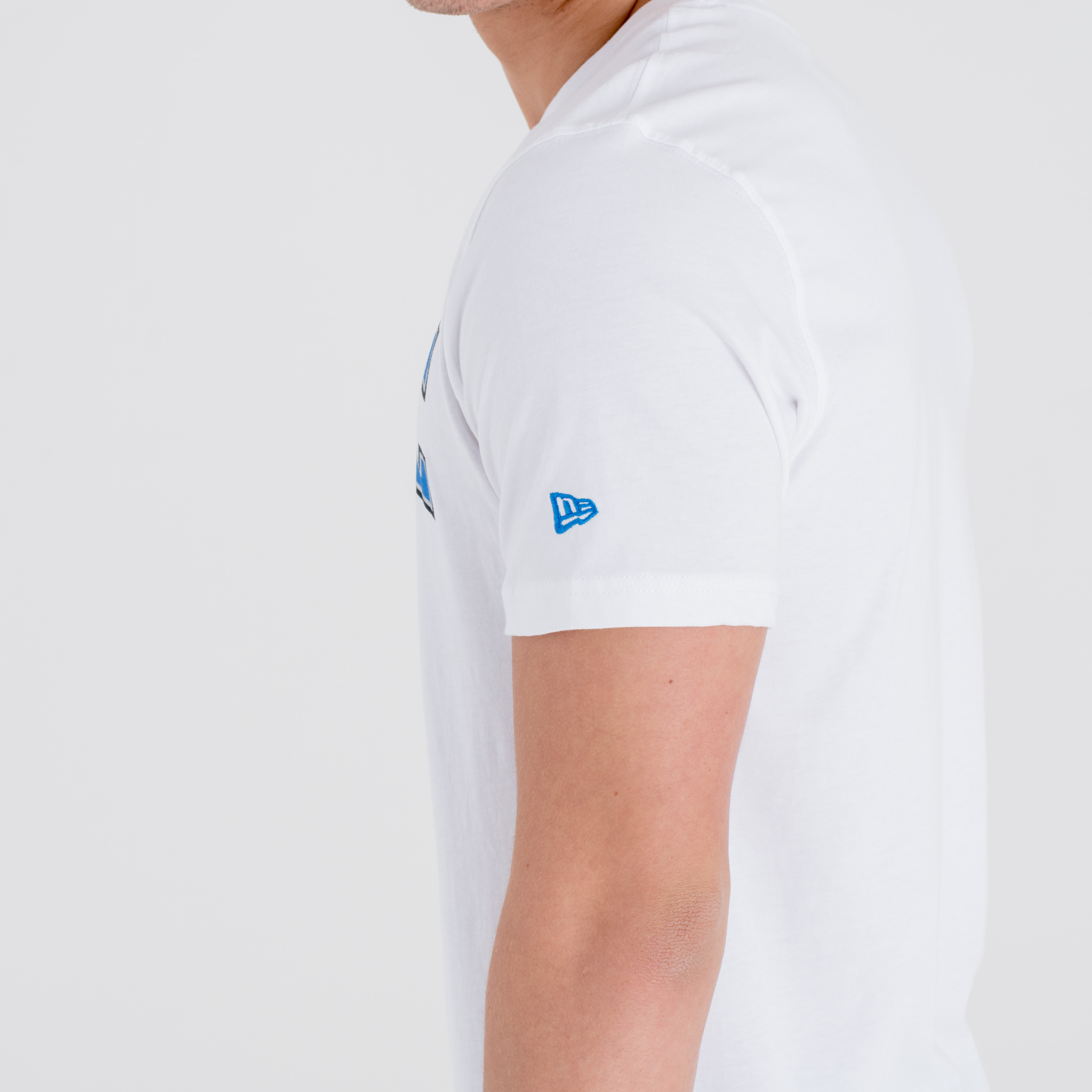 Orlando Magic Team Logo White Tee