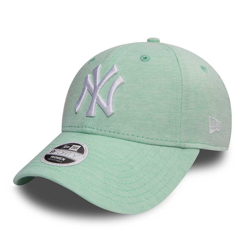 New York Yankees Jersey Mint Green Womens 9FORTY  27fb83745