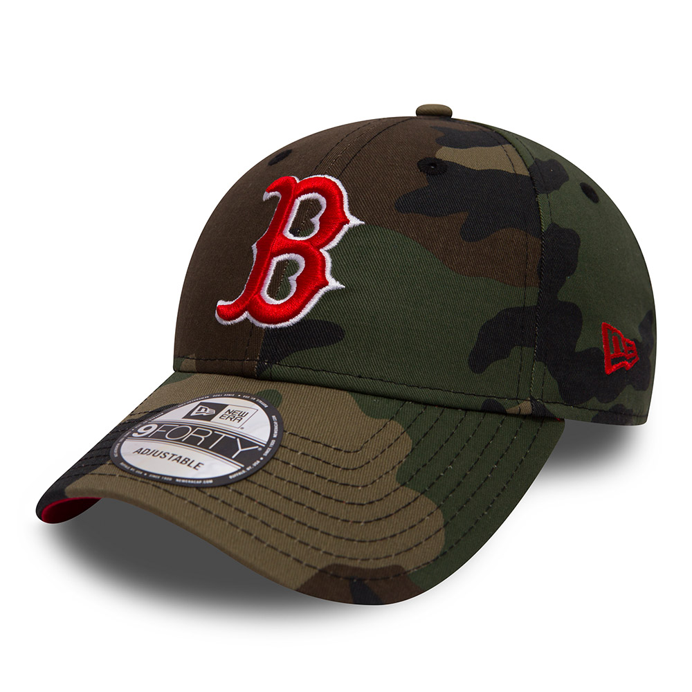 91ba4f46d09 Boston Red Sox Camo Team 9FORTY