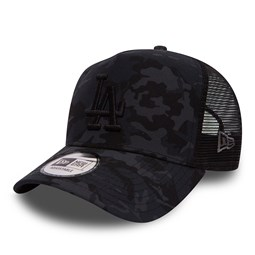 Los Angeles Dodgers Camo Team A Frame Trucker