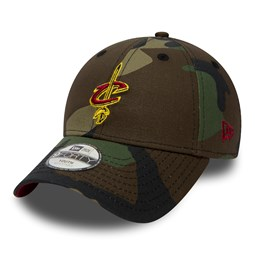 Cleveland Cavaliers Camo Team Kids 9FORTY