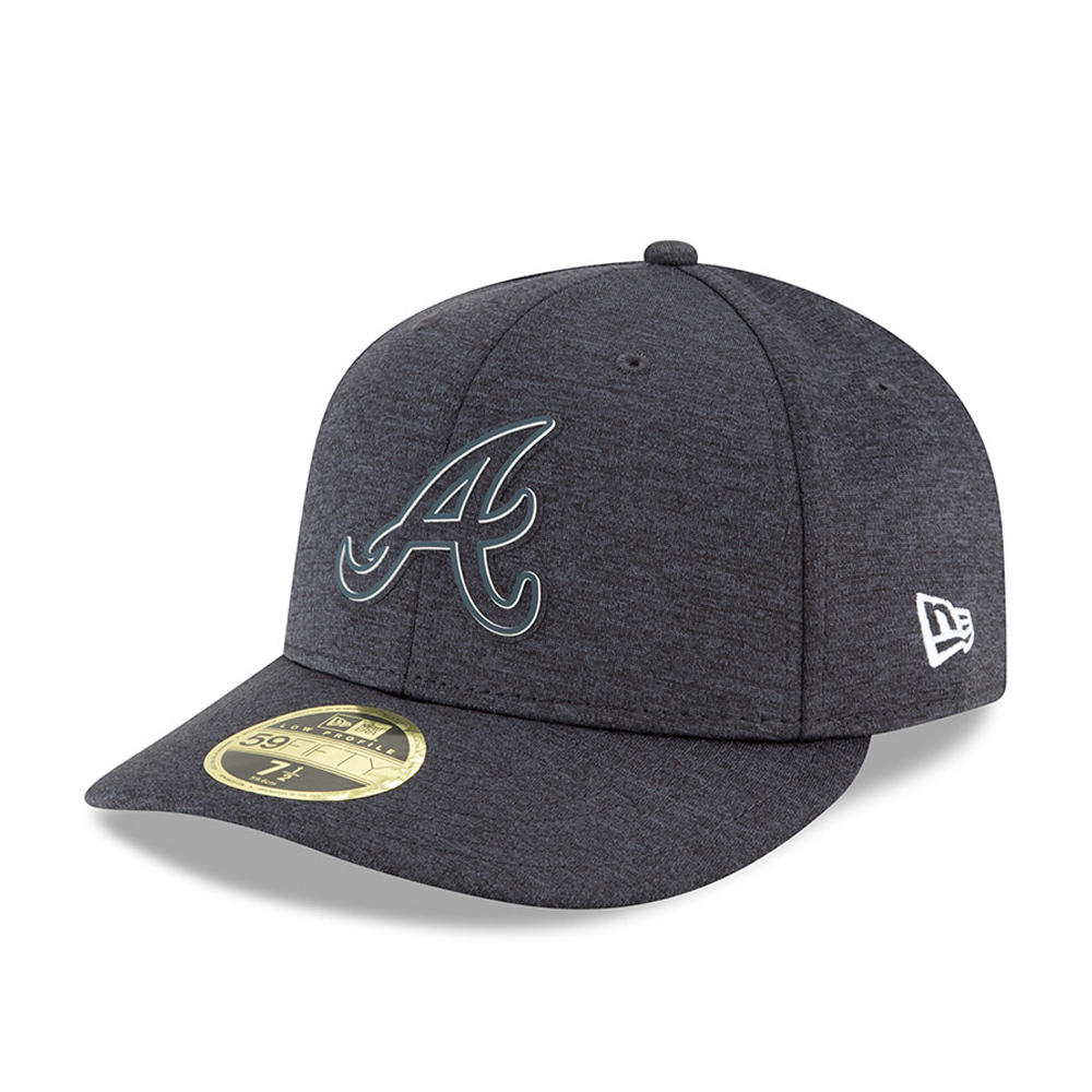 reputable site dae15 f00a1 Atlanta Braves Clubhouse Low Profile 59FIFTY