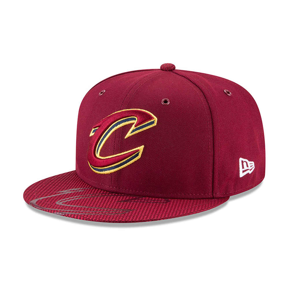 Cleveland Cavaliers 2018 On-Court 59FIFTY  64396282927