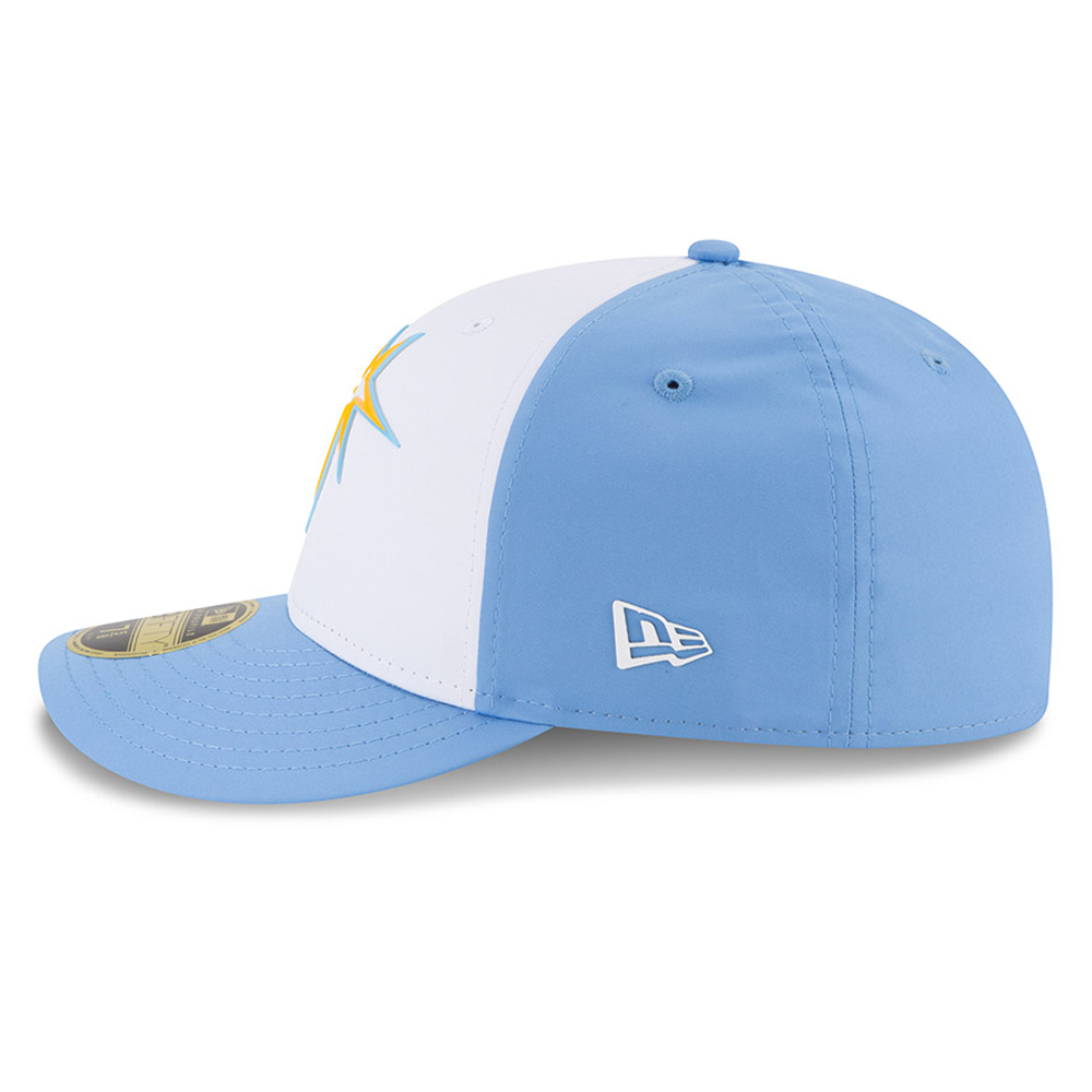 ce29e58aa72ae ... Tampa Bay Rays Batting Practice Low Profile 59FIFTY