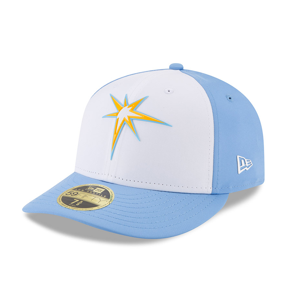 a0dd7632d9592 Tampa Bay Rays Batting Practice Low Profile 59FIFTY