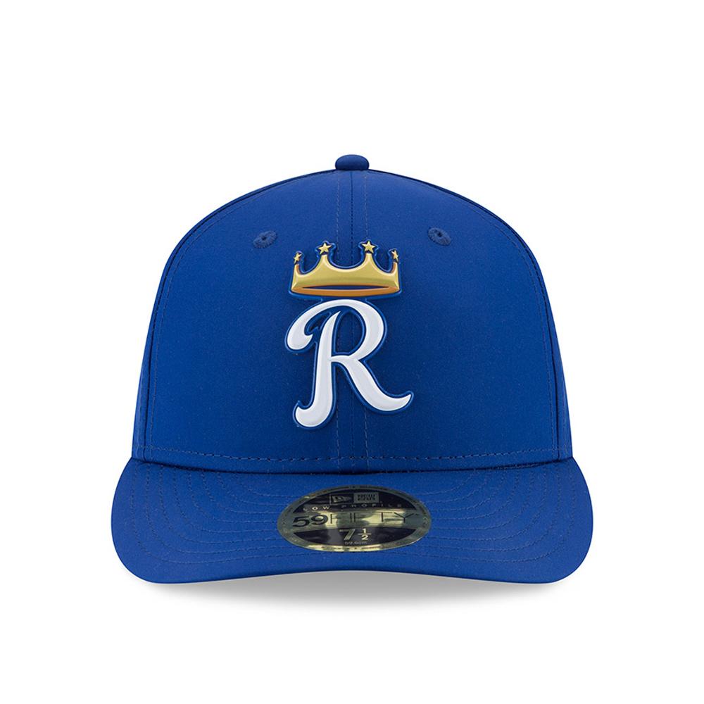 huge selection of 60a57 1ef2d Kansas City Royals Batting Practice Low Profile 59FIFTY