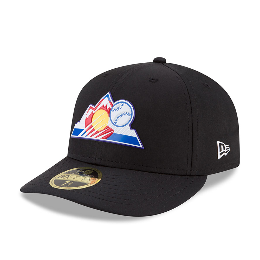 749bb259b Colorado Rockies Batting Practice Low Profile 59FIFTY | New Era