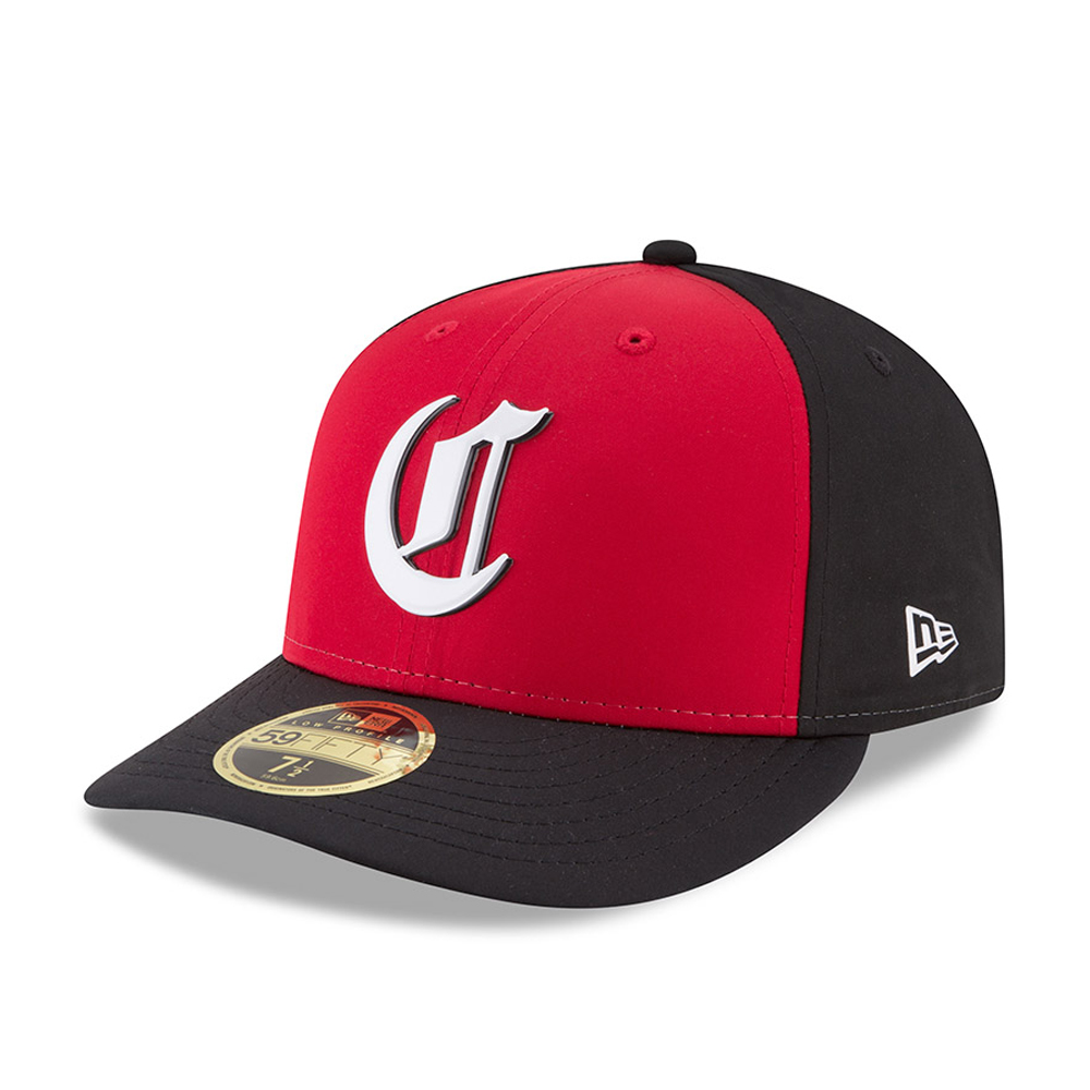 reputable site 122fc 649a0 Cincinnati Reds Batting Practice Low Profile 59FIFTY   New Era