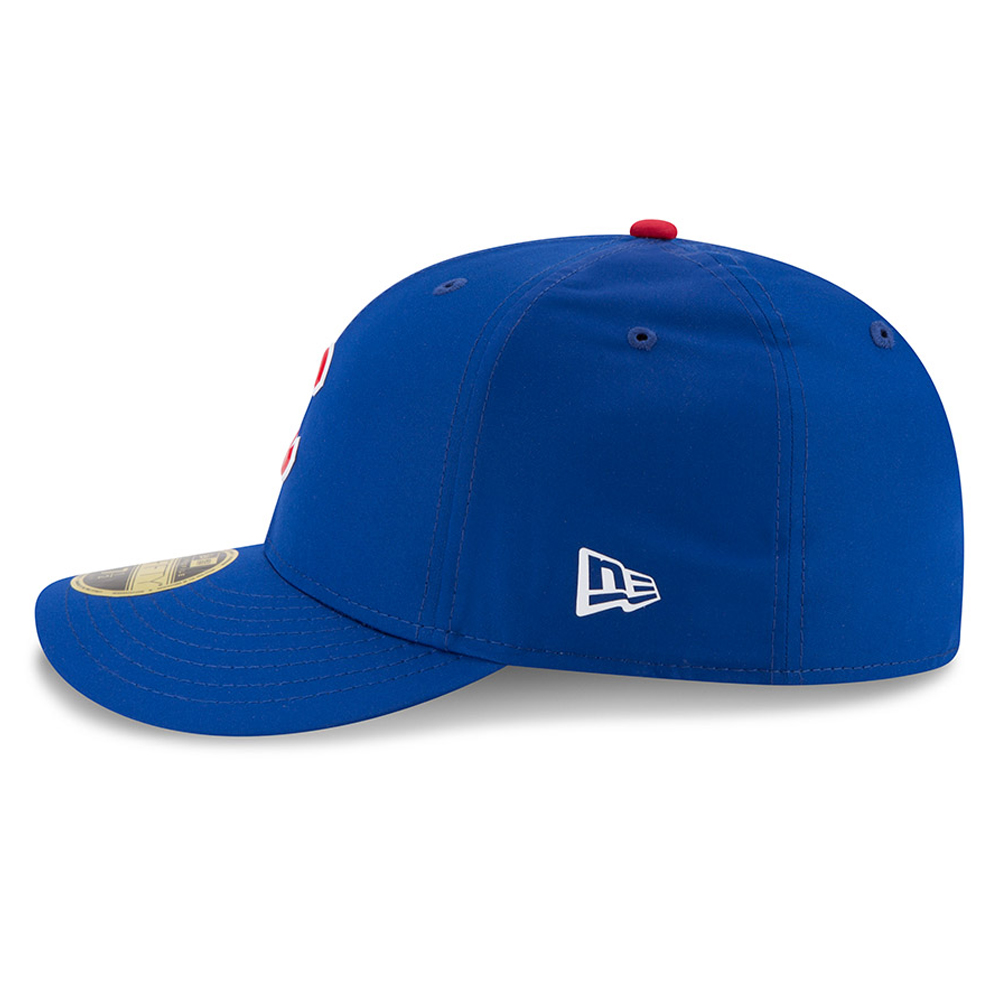 66e2ab66849b8 Chicago Cubs Batting Practice Low Profile 59FIFTY Chicago Cubs Batting  Practice Low Profile 59FIFTY